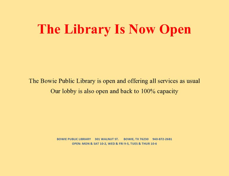 The Library Is Open form-page0001.jpg